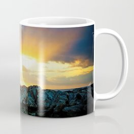 Burst of Light Coffee Mug