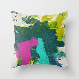 Sean's Art Throw Pillow