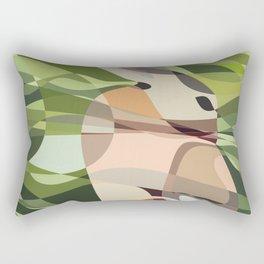 On the Grass Rectangular Pillow