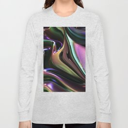 187 Fractal Long Sleeve T-shirt