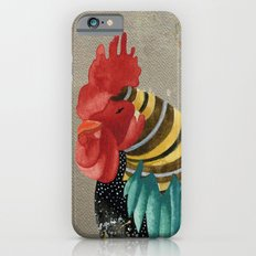 Rooster Mardi iPhone 6s Slim Case