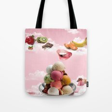 Ice-cream Tote Bag