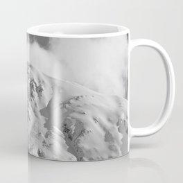 Snowy Alaskan Mountain - 2 Coffee Mug