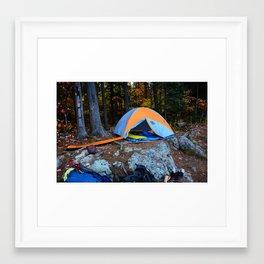 Still Life: Canada Edition Framed Art Print