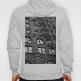Windows and Stairs Hoody