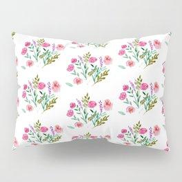Country Bouquet Pillow Sham