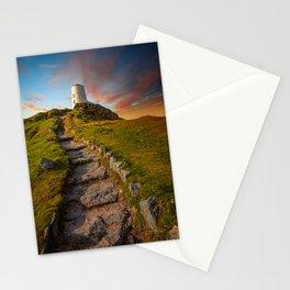 Llanddwyn Tower Anglesey Stationery Cards