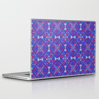asia Laptop & iPad Skins featuring Asia 3 by Emma Stein