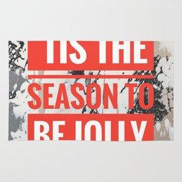 Snowfall - 'Tis the season Rug