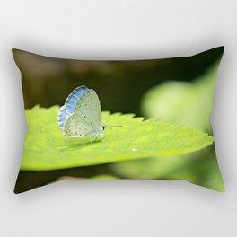 Tiny Butterfly Rectangular Pillow