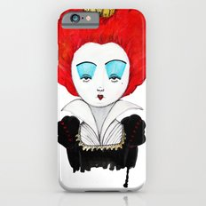 The Queen of your heart iPhone 6s Slim Case