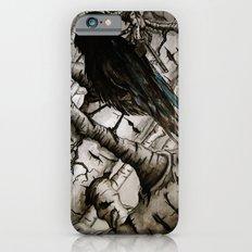 the raven girl iPhone 6s Slim Case