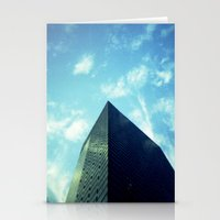 building Stationery Cards featuring Building by Jacquie Fonseca