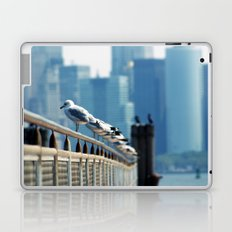 stand in a row... Laptop & iPad Skin