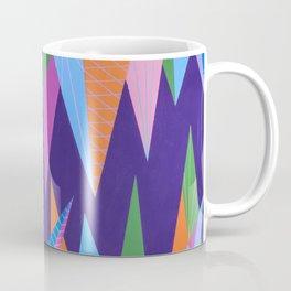 Crystal Stalagmites Coffee Mug