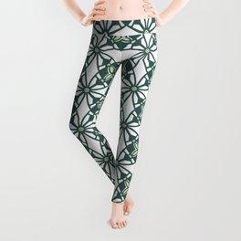 Green Gables Leggings