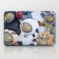 peanuts iPad Cases featuring Zombies and Peanuts by Misspeden