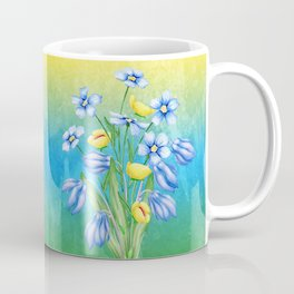 Flowers Bouquet #23 Coffee Mug