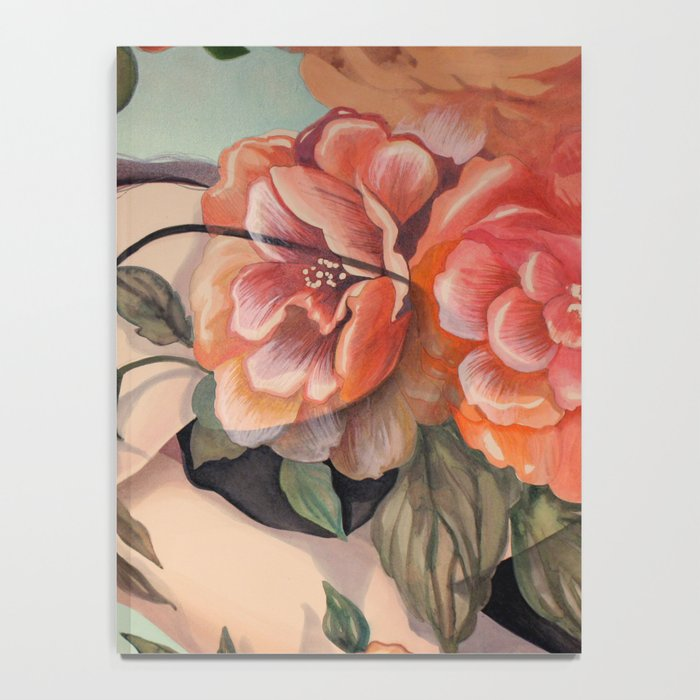 Steal Blossom Notebook