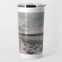 Boat trip in Howth, Ireland Travel Mug