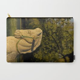 Chestnut Horse Carry-All Pouch