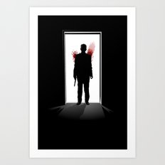 See you later, Lester Art Print