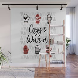 Cozy & Warm Wall Mural