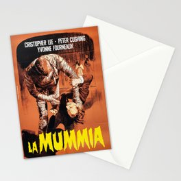 La mummia Stationery Cards