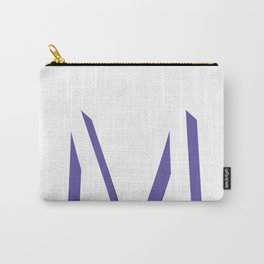 m is for melonie Carry-All Pouch