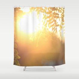 Sun Soak Shower Curtain