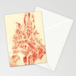 dream window Stationery Cards