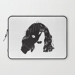Yekaterina Petrovna Zamolodchikova Black&White Laptop Sleeve