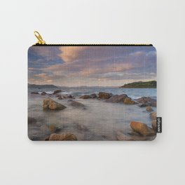 Colourful Ocean Scene Carry-All Pouch