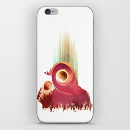The Seeker iPhone Skin