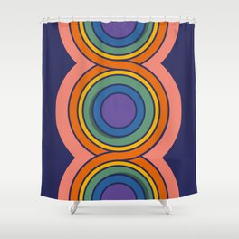 Recurring thought 3 Shower Curtain