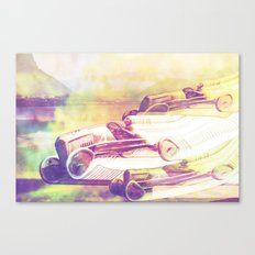 Tripping Canvas Print