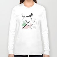 exo Long Sleeve T-shirts featuring Love Me Right - Sehun by emametlo