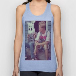 crazy boys Unisex Tank Top