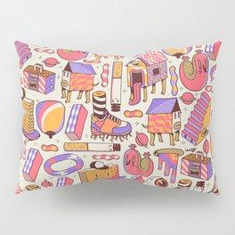 chaotic life Pillow Sham