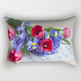 Musical Mood Rectangular Pillow