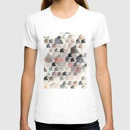 as the curtain falls (variant) T-shirt