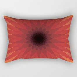 Spherical Pattern 3 Rectangular Pillow