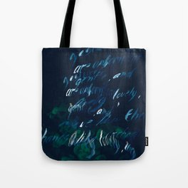 """""""Conquest of the Useless"""" by Werner Herzog Print (v. 7) Tote Bag"""