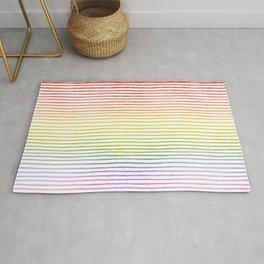 more rainbows please Rug