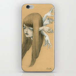 DESIRE iPhone Skin