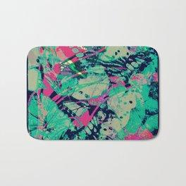 Butterfly Remix 2 Bath Mat