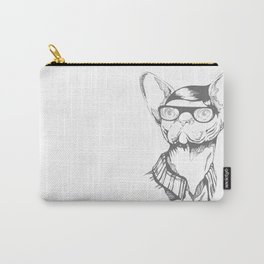 Gatopasta Carry-All Pouch