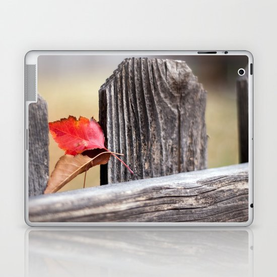 On the Fence Laptop & iPad Skin