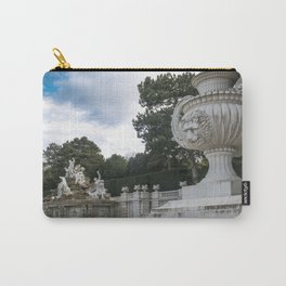 Neptune Fountain in the Schönbrunn Palace Park Vienna Austria Carry-All Pouch