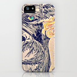 Kong for the Mikes iPhone Case